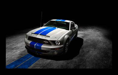 Shelby Mustang GT500KR by theCrow65