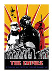 Star Wars propaganda poster II