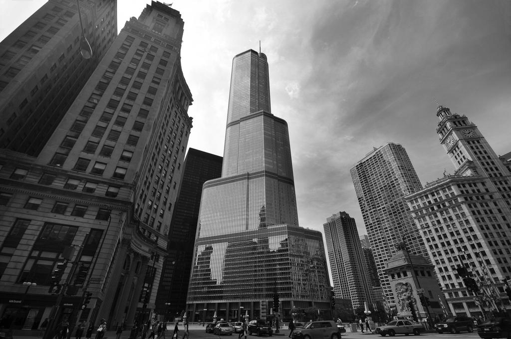 Trump Tower II by theCrow65