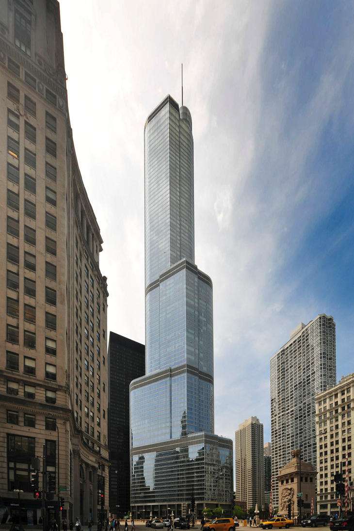 Trump Tower corrected by theCrow65