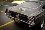 Frank Frazetta Mustang