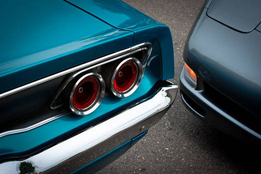Cornered Charger