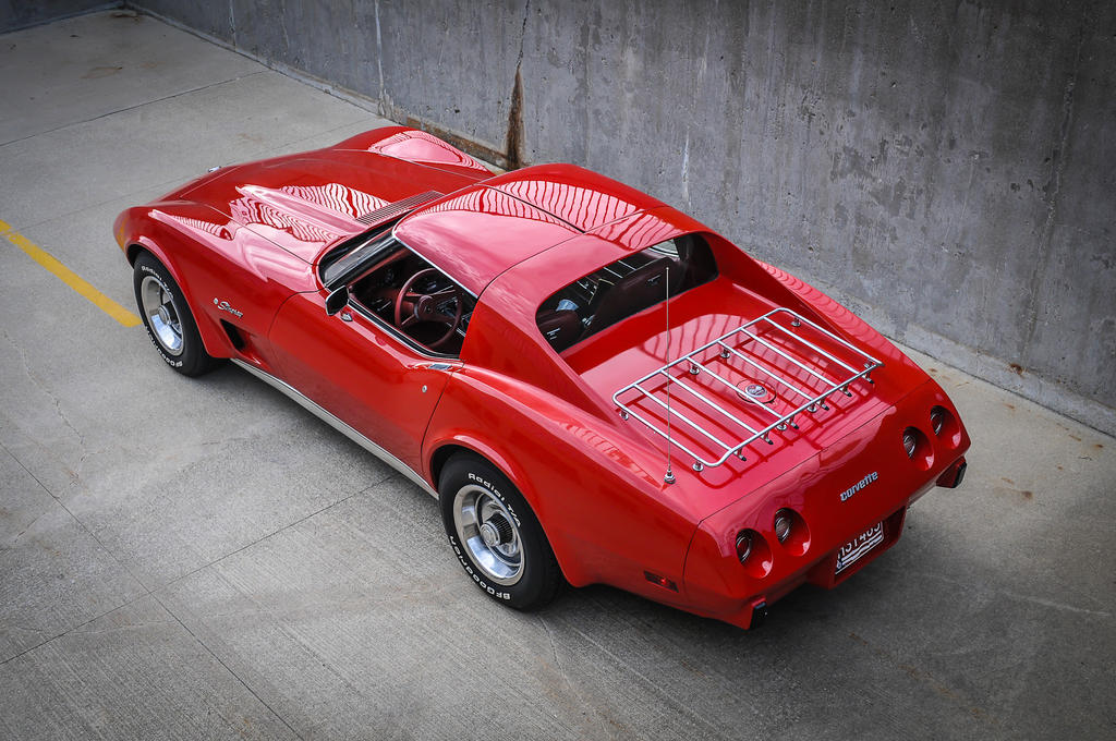 1976 corvette stingray by thecrow65 on deviantart. Cars Review. Best American Auto & Cars Review