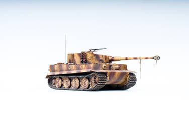 Tamiya 1:35 scale Tiger I