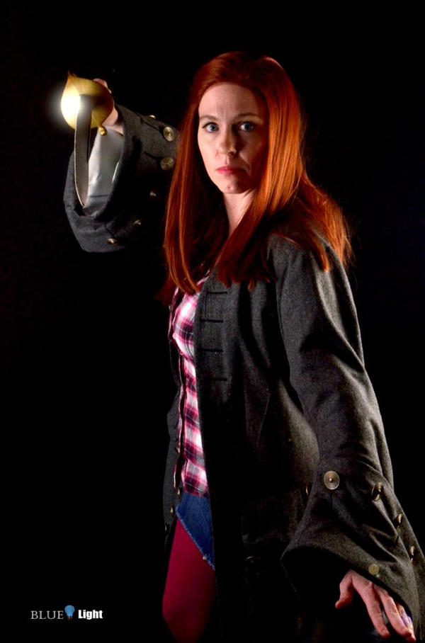 Amy Pond - The Curse of the Black Spot by freyalise