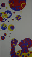 Bubbleman by Tecqkar