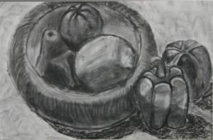 Fruit by Tecqkar