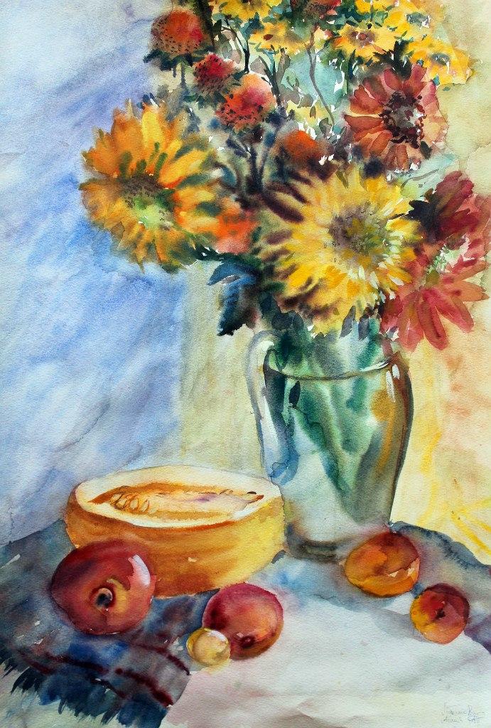 Flowers by AgniyaKabitova