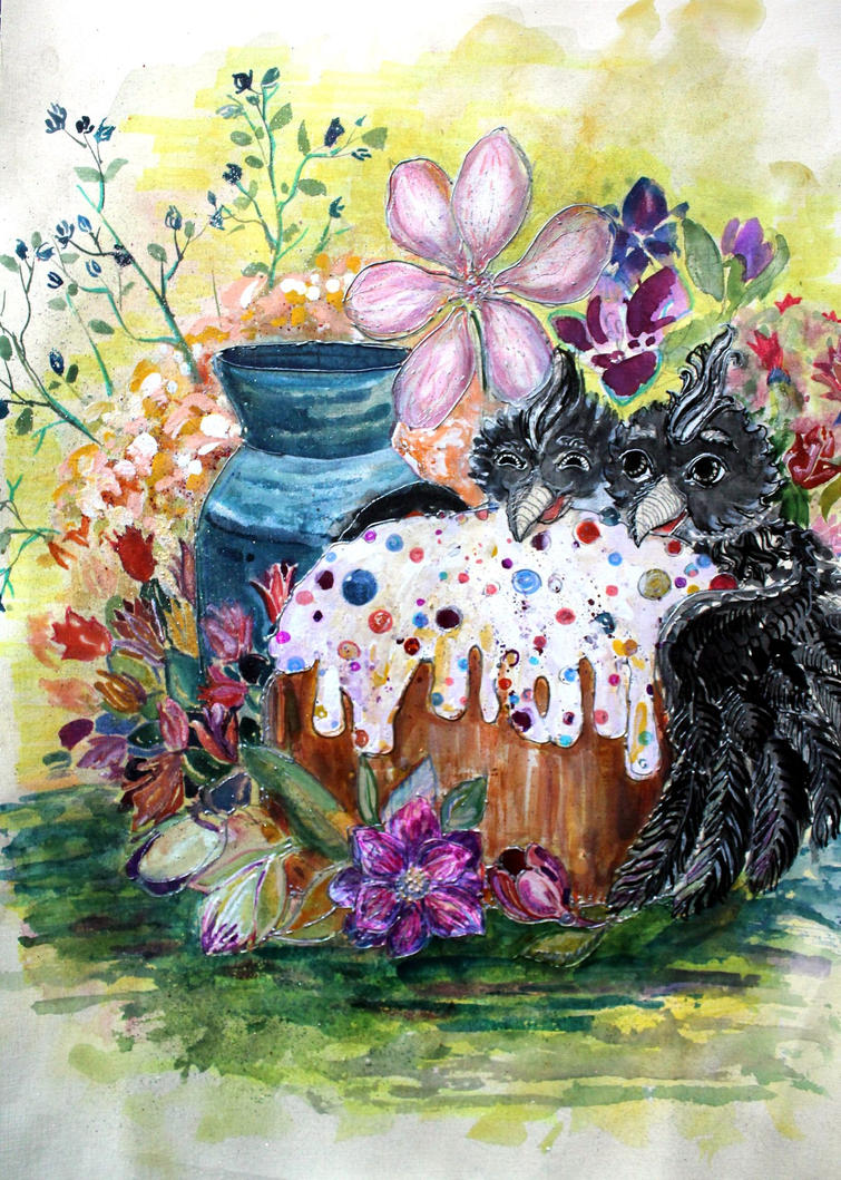 Happy Easter! by AgniyaKabitova