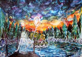 the dream of one day by AgniyaKabitova