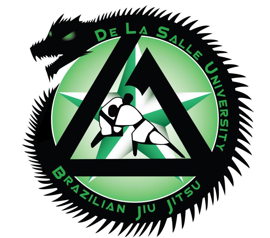 dlsu bjj logo reworked by whiskeyinferno on deviantart
