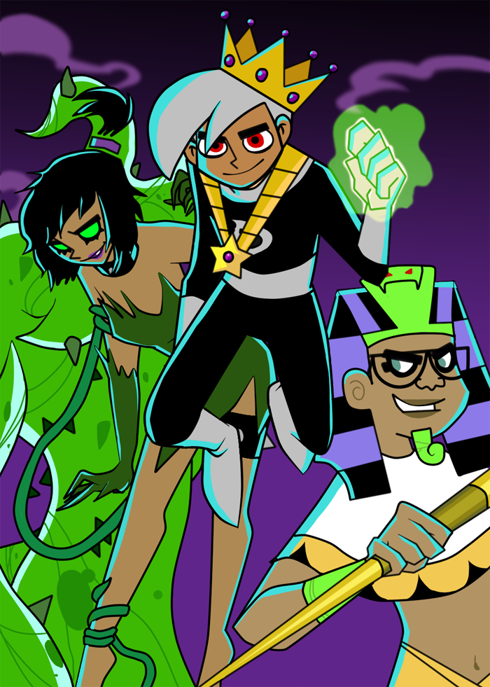 1000+ images about Danny Phantom on Pinterest | Danny ...