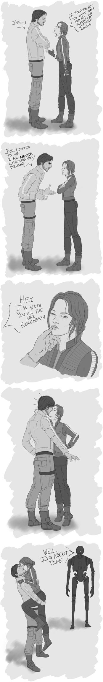 RebelCaptain Doodles by TheWindAndSea