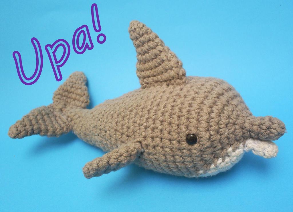 Dolphin by UpaMiGurrumin