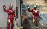 Iron man Photomanipulation