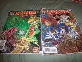 Sonic Comic's by dark-linkz