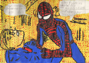 Spider- Man's orgin by Kingian1234