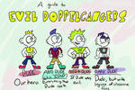 A Guide To Evil Doppelgangers