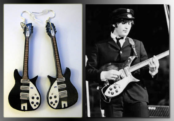 John Lennon, The Beatles by nikajon
