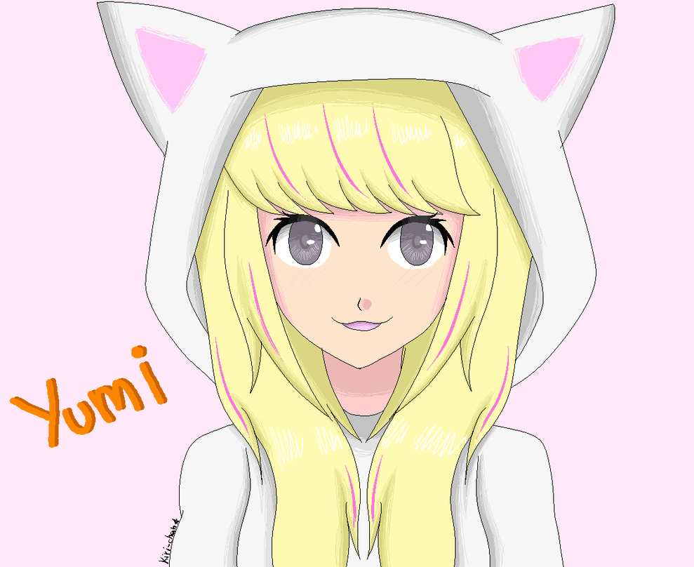 [Commission Oekaki] Yumi by KiriChan94