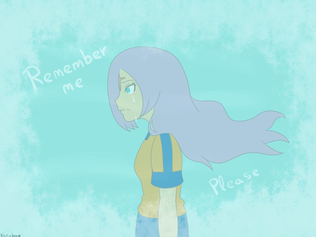 [Power Aoi] Remember me, please... by KiriChan94