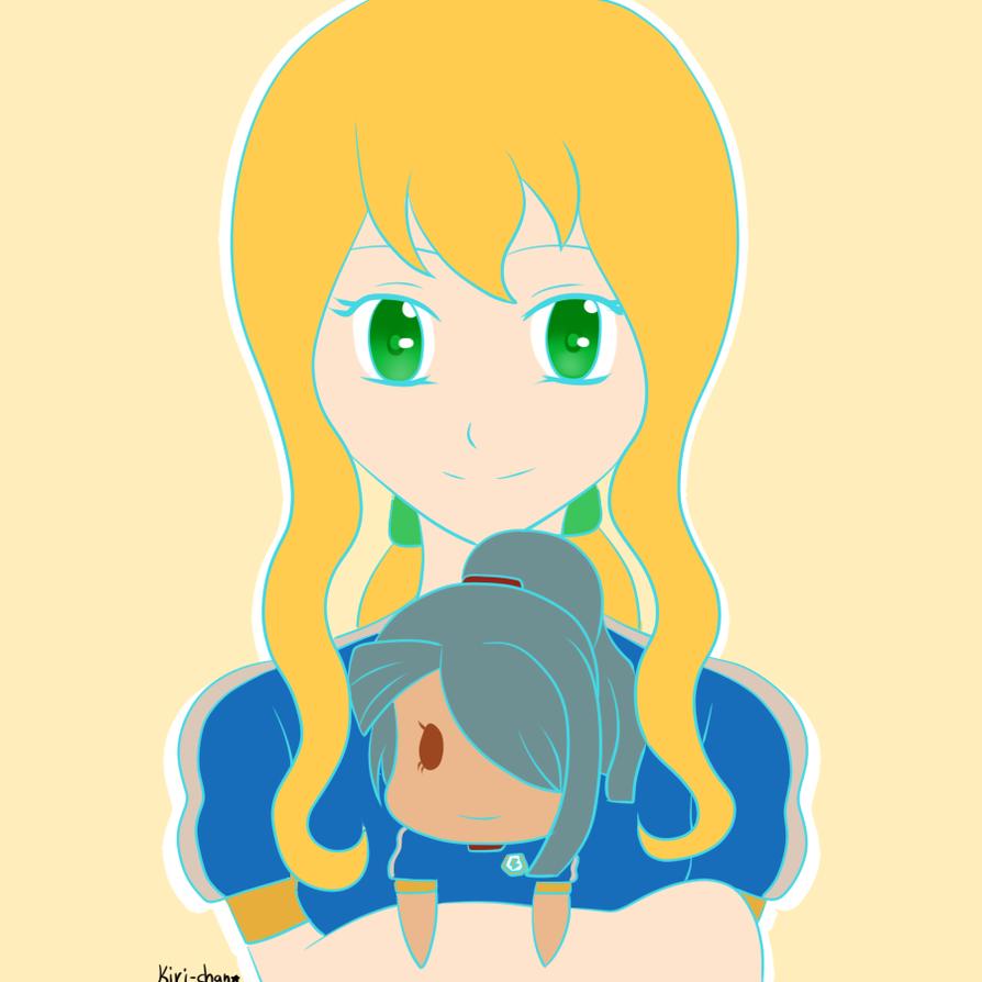 [Commission] Teddy Gift by KiriChan94