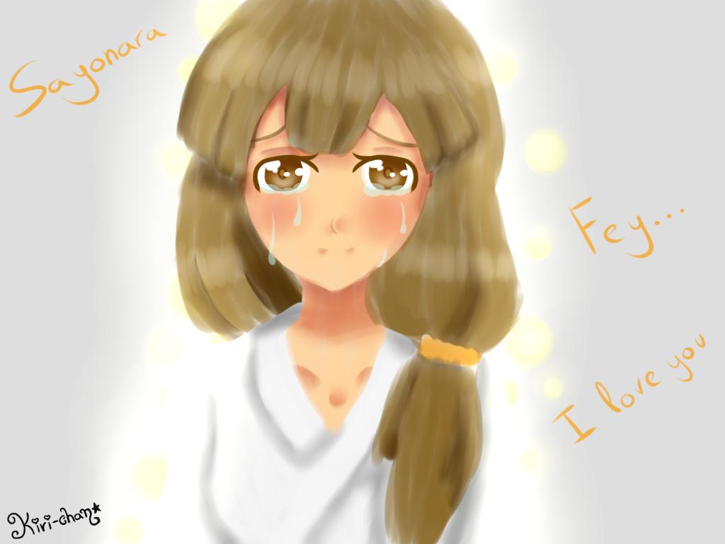 [Sayonara] Fey... by KiriChan94