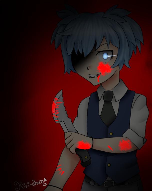 [Blood] Nagisa Shiota by KiriChan94