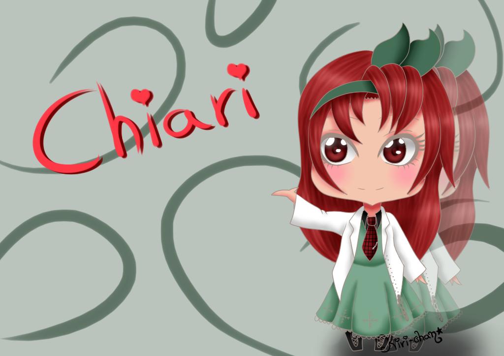 [Gift] Chiari-chan by KiriChan94