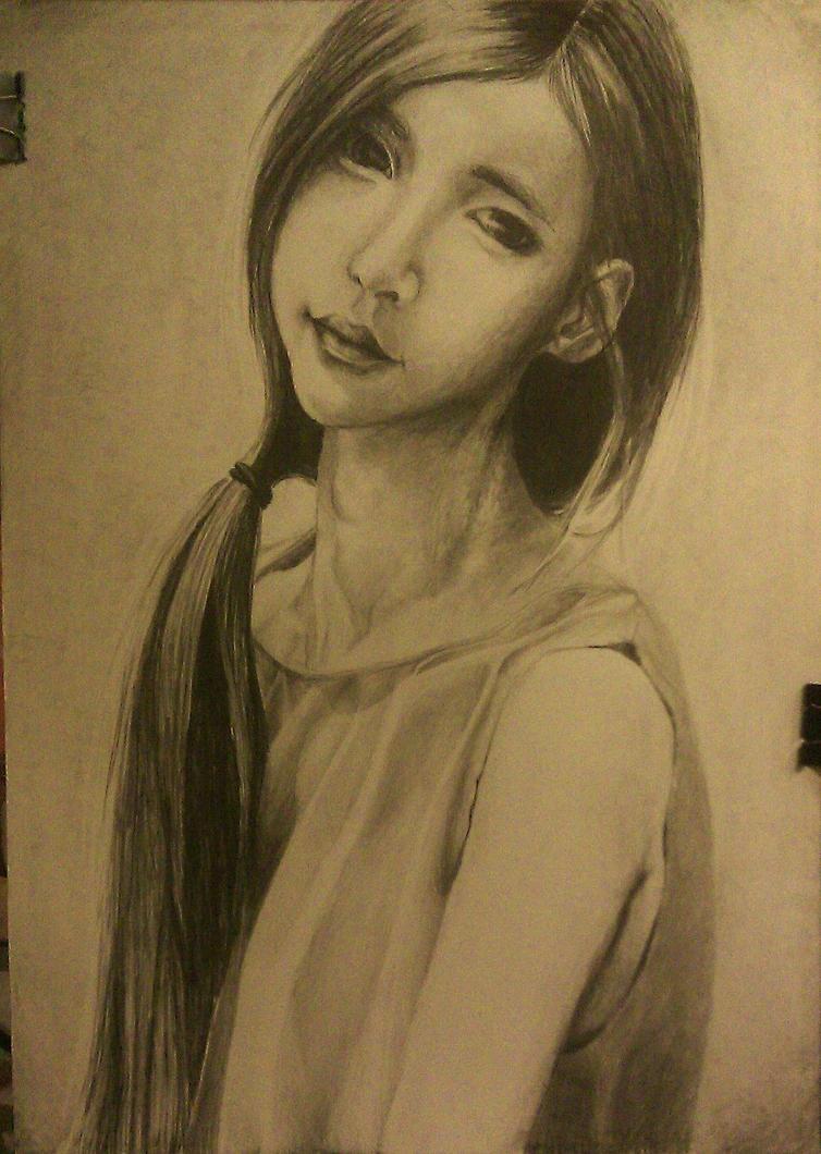 Woman by KsiezniczkaWinry