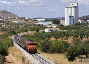 'Oh Elvas, oh Elvas, Badajoz on sight' by nettwerk