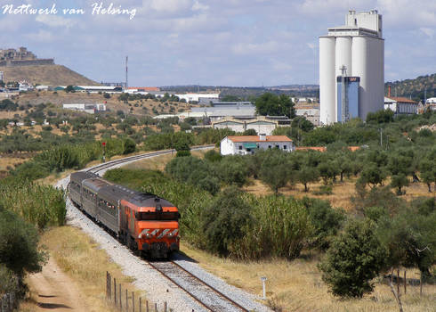 'Oh Elvas, oh Elvas, Badajoz on sight'