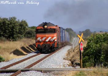 Full train, half loaded by nettwerk