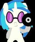 Vinyl Scratch - Plug.Pony Avatar