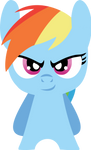 Rainbow Dash - Plug.Pony Avatar