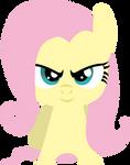 Fluttershy - Plug.Pony Evil Avatar!