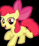 Applebloom - Umm... it's just Applebloom