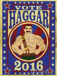 Vote Haggar 2016