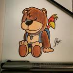 Banjo Kazooie Doodle