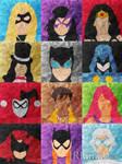 DC Girls Minimalism Group