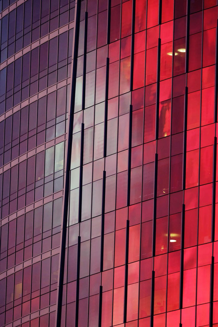 Sky Fire Reflections by yukosteel