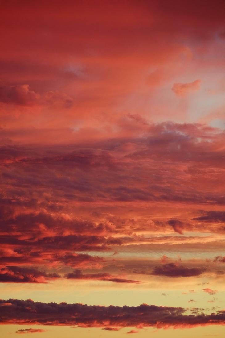 Burning Sunset by yukosteel