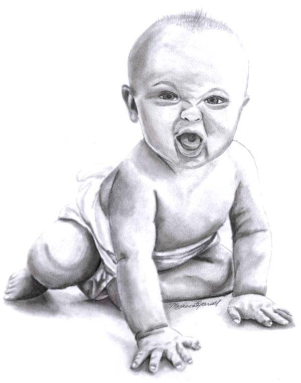 Baby by cowluva