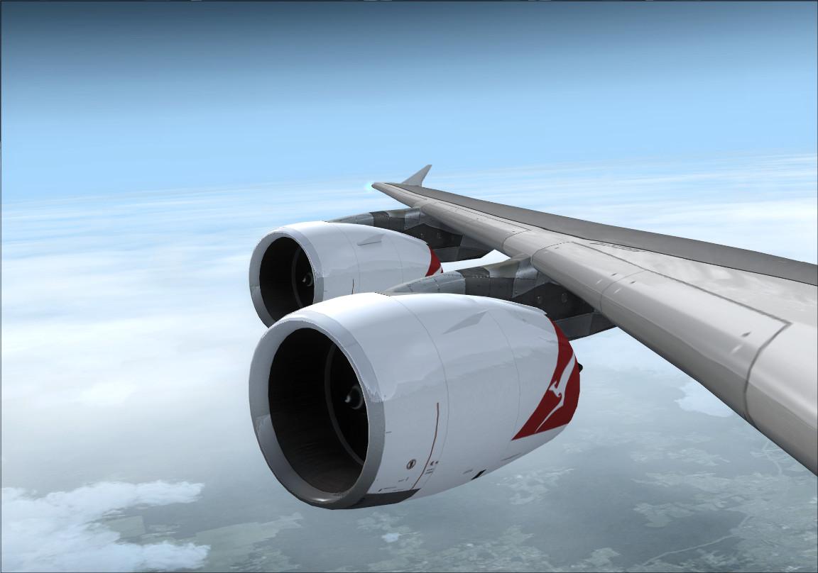 Qantas A380 1 by Denodon on DeviantArt