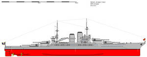 Anadyr Class Dreadnought by Denodon