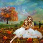 The Pumpkin Keeper by thetanglebox