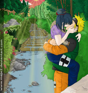 Coloured - Waterfall Kiss