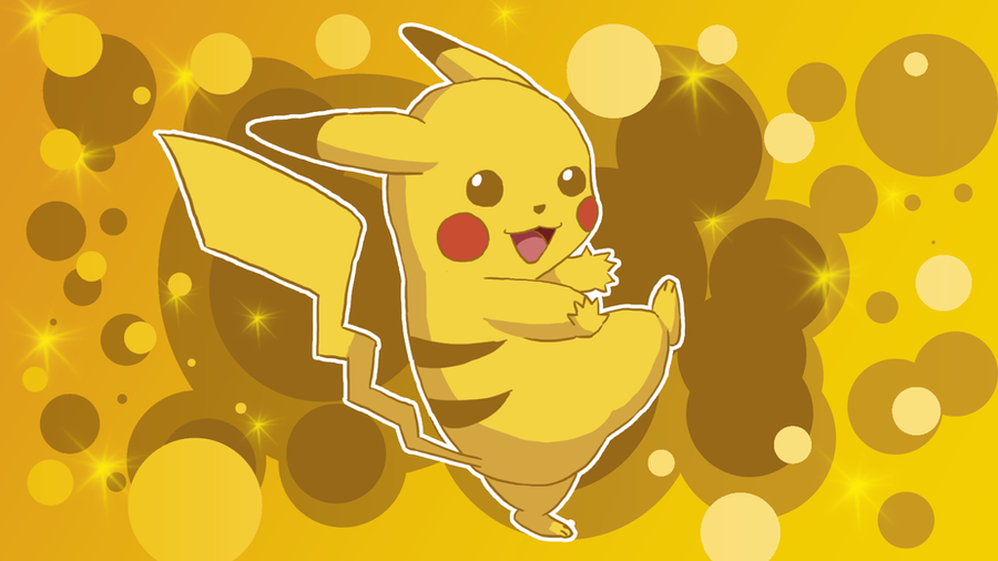 Pikachu Wallpaper By Meje2
