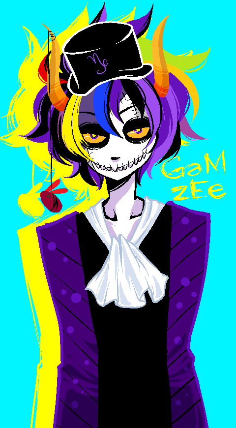 Candy Addict Gamzee by ssenarrya