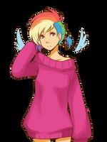 sweater dash by ssenarrya